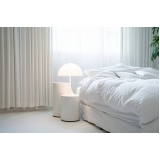 comprar cortina branca para quarto Jardim São Luiz