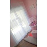 cortina grande para quarto de bebê Água Funda