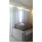 cortina grande para sala Pacaembu