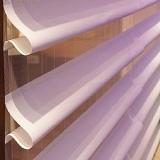 cortina persiana de tecido preço Vila Andrade