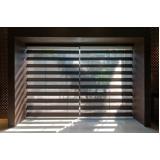 cortina persiana para escritório preço Osasco