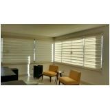 cortina persiana para escritório Ibirapuera
