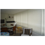 cortina persiana para sacada preço Cotia