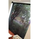 cortina persiana preta preço Poá