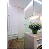 cortina rolô banheiro valores Lapa