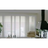 cortina rolô branca
