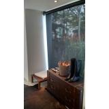 cortinas persianas preta Ipiranga