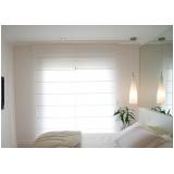 quanto custa cortina persiana branca Morumbi